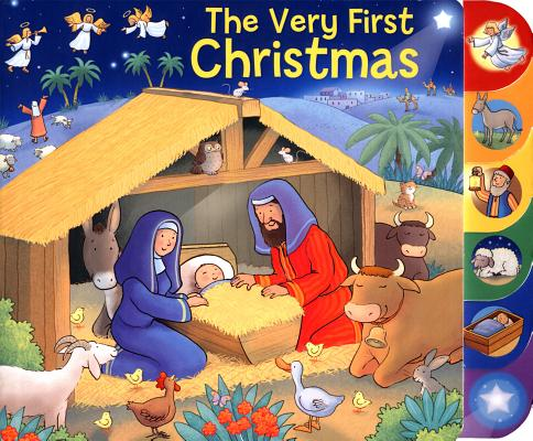 The Very First Christmas, Froeb, Lori C.