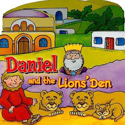 Image for Daniel and the Lions Den (Candle Playbook)