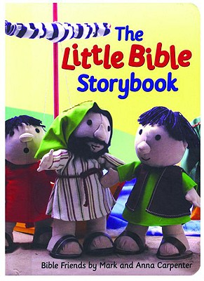 Image for The Little Bible Storybook