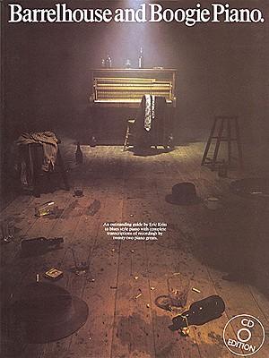 Barrelhouse and Boogie Piano, KRISS, Eric