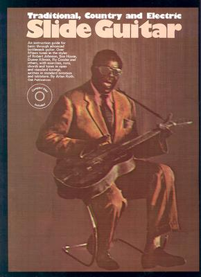 Traditional, Country and Electric Slide Guitar (Book and Record), ROTH, Arlen