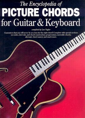 Encyclopedia of Chords for Guitar & Keyboard, Vogler, Leonard