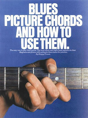 Image for Blues Picture Chords and How to Use Them (Guitar Books)