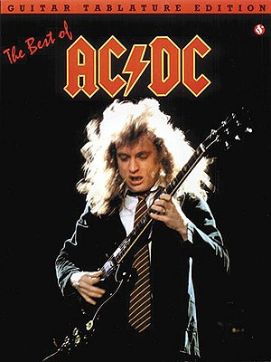 Image for The Best of AC/DC: Guitar Tab