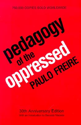 Image for Pedagogy of the Oppressed