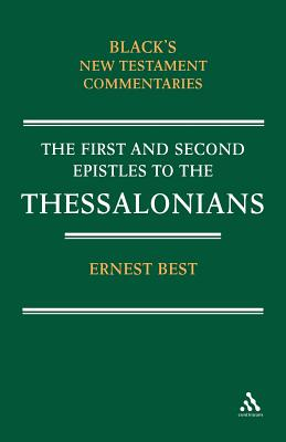 Image for 1 & 2 Thessalonians (Black's New Testament Commentaries)