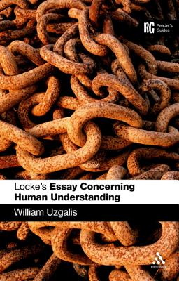 Image for Locke's 'Essay Concerning Human Understanding' (Reader's Guides)