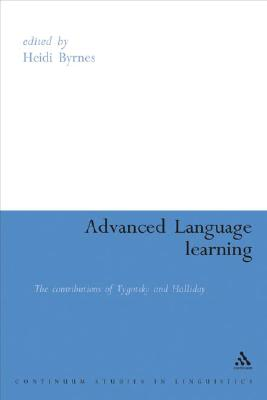 Advanced Language Learning: The Contribution of Halliday and Vygotsky