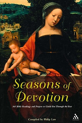 Image for Seasons of Devotion: 365 Bible Readings and Prayers to Guide You Through the Year