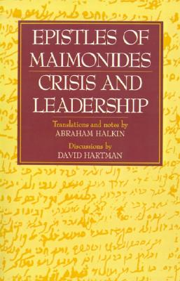 Image for Epistles of Maimonides: Crisis and Leadership