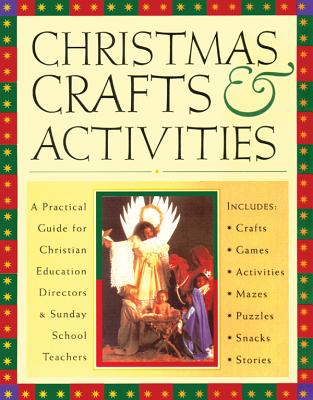 Image for Christmas Crafts and Activities Book