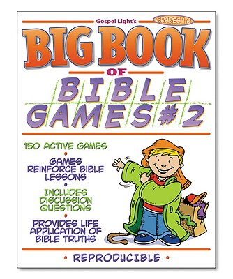Image for The Big Book of Bible Games