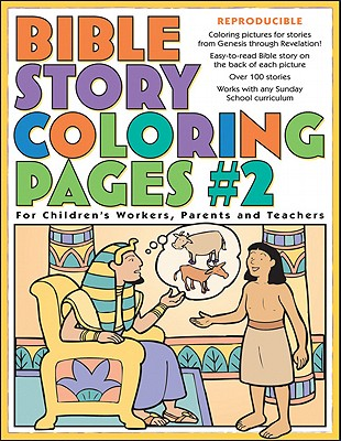 Image for Bible Story Coloring Pages #2