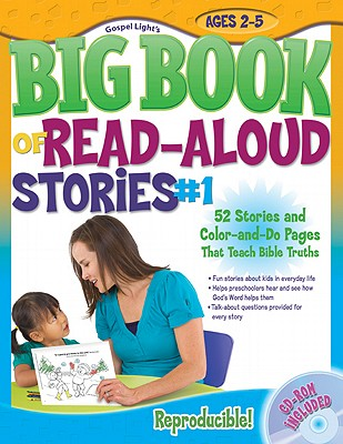 Image for Big Book Of Read-Aloud Stories #1 w/CD-ROM (Ages 2-5)