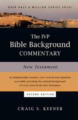 Image for The IVP Bible Background Commentary: New Testament