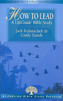 Image for How to Lead a Lifeguide Bible Study (Lifeguide Bible Studies)
