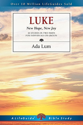 "Image for ""''Luke : New Hope, New Joy : 26 Studies in 2 Parts for Individuals or Groups''"""