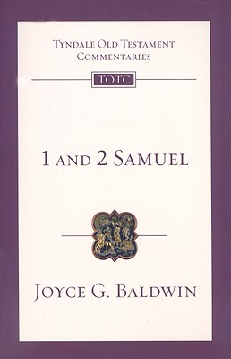 Image for TOTC 1 and 2 Samuel (Tyndale Old Testament Commentaries)