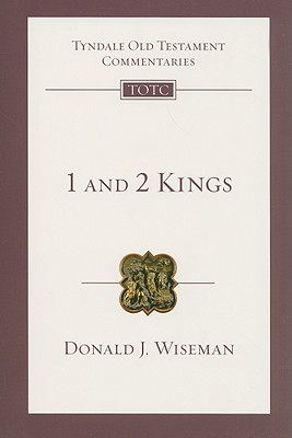 Image for TOTC 1 and 2 Kings (Tyndale Old Testament Commentaries)