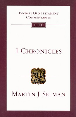 Image for TOTC 1 Chronicles (Tyndale Old Testament Commentaries)