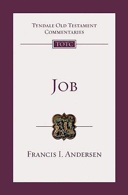 Image for TOTC Job (Tyndale Old Testament Commentaries)