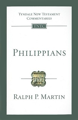 Image for TNTc Philippians (Tyndale New Testament Commentaries (IVP Numbered))