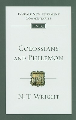 Image for Colossians and Philemon (Tyndale New Testament Commentaries)