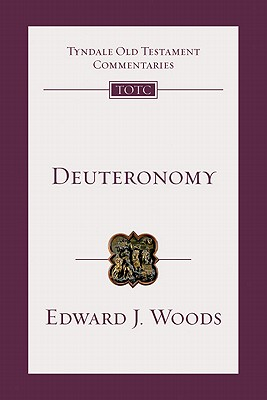 Image for TOTC Deuteronomy (Tyndale Old Testament Commentaries)