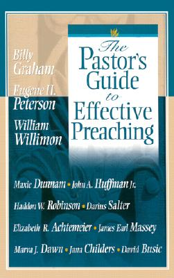 Image for The Pastor's Guide to Effective Preaching