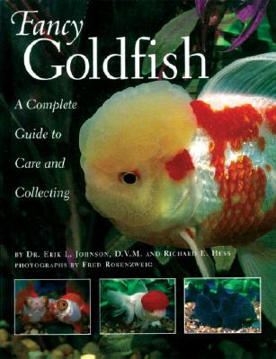 Image for Fancy Goldfish: Complete Guide To Care And Collecting