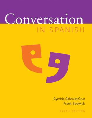 Image for Conversation in Spanish: Points of Departure (World Languages)
