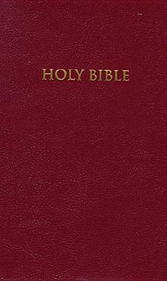 Image for Deluxe Gift and Award Bible (New King James Version, Bonded Leather, Burgundy)