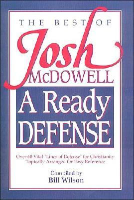 Image for Best of Josh McDowell : A Ready Defense