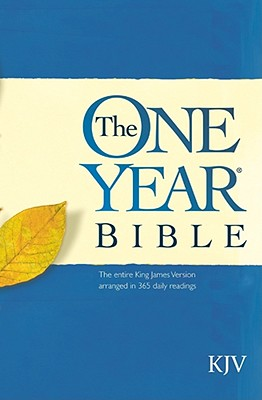 Image for The One Year Bible (King James, Paperback)