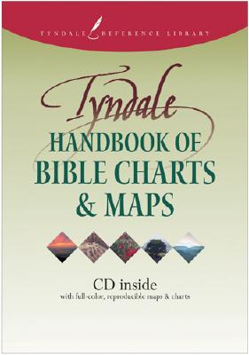 Image for Tyndale Handbook of Bible Charts and Maps (Tyndale Reference Library) with CD ROM
