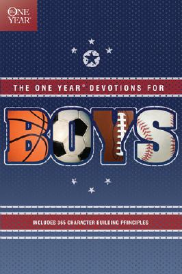 Image for The One Year Book of Devotions for Boys