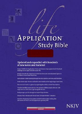 Life Application Study Bible NKJV, Tyndale (Producer)