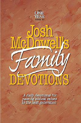Image for The One Year Book of Josh McDowell's Family Devotions