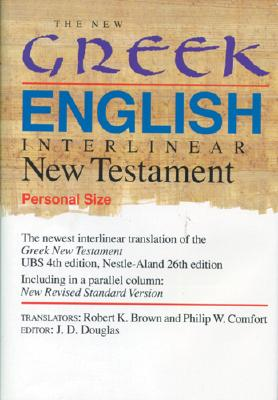 Image for The New Greek-English Interlinear NT (Personal Size)