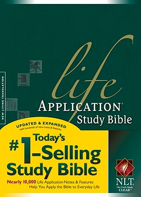 Image for Life Application Study Bible: New Living Translation Hardback