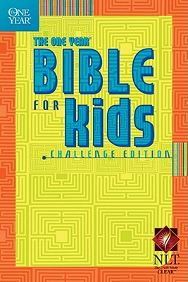 Image for The One Year Bible for Kids: Challenge Edition (New Living Translation)