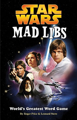Image for Star Wars Mad Libs