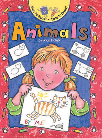 Image for Animals (Easy-to-Read! Easy-to-Draw!)