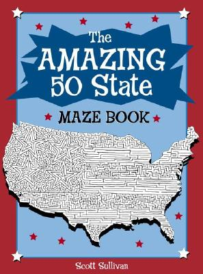Image for The Amazing 50 State Maze Book