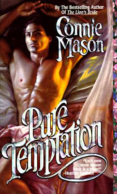 Pure Temptation (Leisure Historical Romance), CONNIE MASON