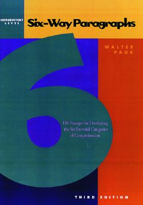 Six-Way Paragraphs: Introductory, Pauk, Walter