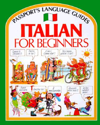 Image for Italian for Beginners (Passport's Language Guides) (English and Italian Edition)