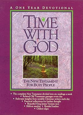 Image for Time with God Bible
