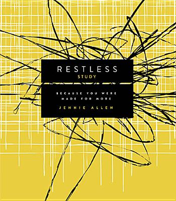 Image for Restless Study Guide: Because You Were Made for More