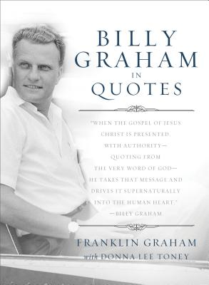 Image for Billy Graham in Quotes